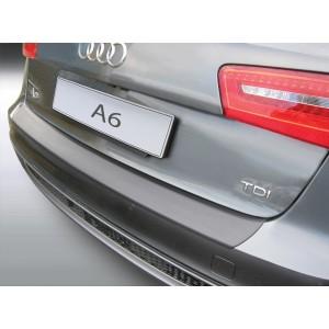 Lökhárító védelem - Audi A6 AVANT/S-LINE (Nem RS/S6)