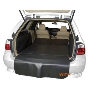 BOOTECTOR - VW Tiguan (alacsony padló, pótkerékkel)
