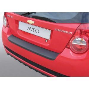 Lökhárító védelem - Chevrolet AVEO 3/ötajtós
