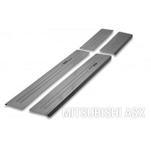 Küszöbvédő - Mitsubishi ASX