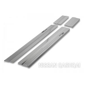 Küszöbvédő - Nissan Qashqai
