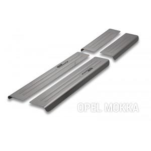 Küszöbvédő - Opel Mokka (X)