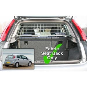 Elválasztóháló - Fiat Grande Punto (Textil hátsó rész)