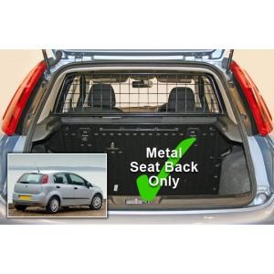 Elválasztóháló - Fiat Grande Punto (Fém hátsó rész)