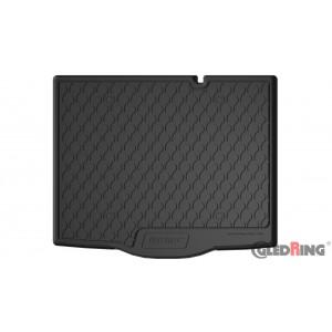 Gumi csomagtér tálca FORD FOCUS HB (alsó padló/keskeny pótkerék)