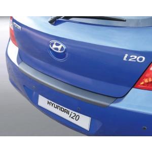 Lökhárító védelem - Hyundai i20 3/ötajtós
