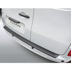 Lökhárító védelem - Mercedes CITAN 110/111/113 (Nem 109)