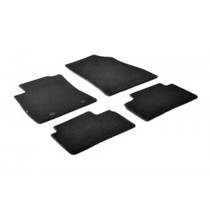 Textilszőnyegek - Nissan Juke