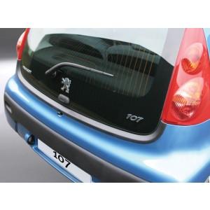 Lökhárító védelem - Peugeot 107 3/ötajtós