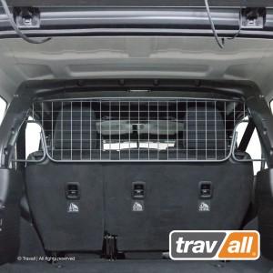 Elválasztóháló - Jeep Wrangler (négyajtós)