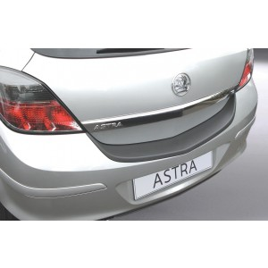 Lökhárító védelem - Opel ASTRA 'H' háromajtós (Nem OPC/VXR)