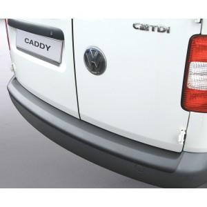 Lökhárító védelem - Volkswagen CADDY/MAXI (Fekete lökhárító)