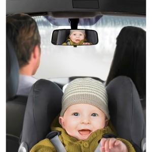 Babafigyelő visszapillantó tükör hátsó ülésre