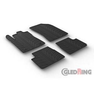Gumiszőnyegek - Citroen C3/DS3 (ötajtós)