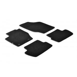Textilszőnyegek - Citroen C4