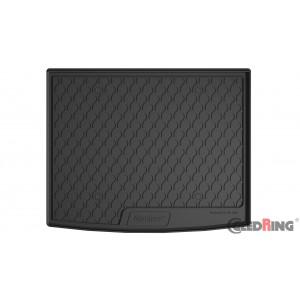 Gumi csomagtér tálca renault CLIO V ötajtós (alsó padló/pótkerékkel)