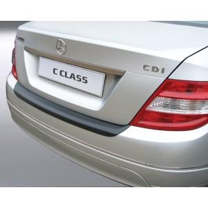 Lökhárító védelem - Mercedes C-osztály W204 négyajtós (Nem SPORT)