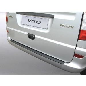 Lökhárító védelem - Mercedes VIANO/VITO/V-osztály SPORT/AMG LINE