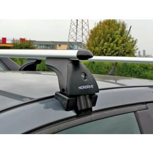 Tetőcsomagtartók - Fiat Punto Evo (ötajtós)