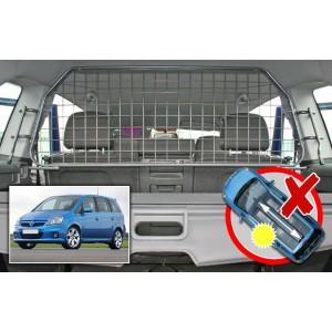 Elválasztóháló - Opel Zafira (napfénytető nélkül)