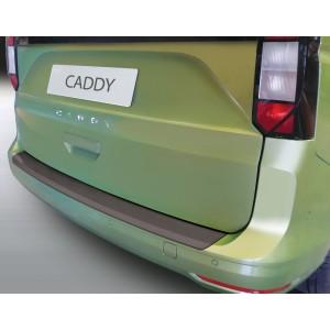 Lökhárító védelem - Volkswagen CADDY (Festett lökhárító)