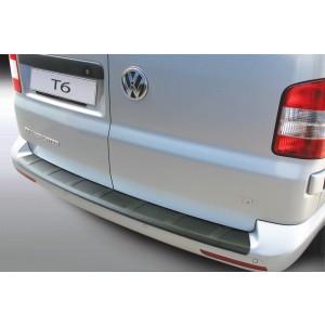 Lökhárító védelem - Volkswagen T6 CARAVELLE / COMBI / MULTIVAN / TRANSPORTER (Ketté-nyíló csomagtér ajtó)