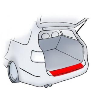 Védőfólia a szélvédőre - Mercedes C-osztály W203 limuzin